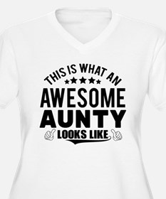 THIS IS WHAT AN AWESOME AUNTY LOOKS LIKE Plus Size