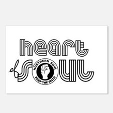 Heart of Soul northern so Postcards (Package of 8)