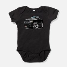 Unique Dodge ram Baby Bodysuit