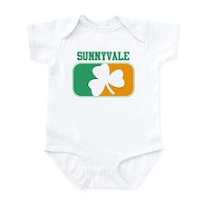 SUNNYVALE irish Infant Bodysuit