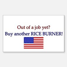 Cute Buy american Decal