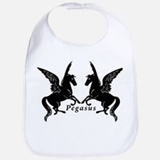 Unique Pegasus Bib
