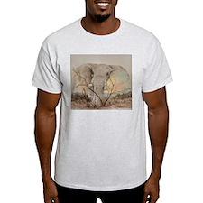 Cute African elephants T-Shirt