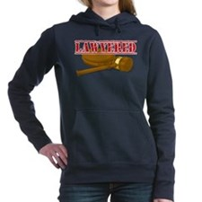 Cute Marshall Women's Hooded Sweatshirt