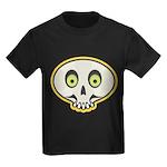 Skull Halloween Kids Dark T-Shirt