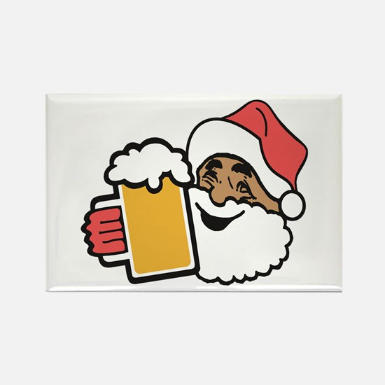 Cheers Santa Magnets
