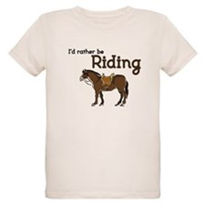 Funny Horseback riding T-Shirt