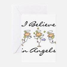 Funny Angel Greeting Cards (Pk of 20)
