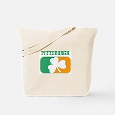 PITTSBURGH irish Tote Bag
