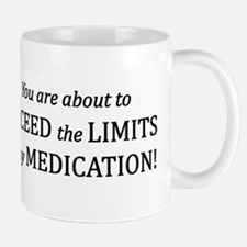 Unique Medication Mug