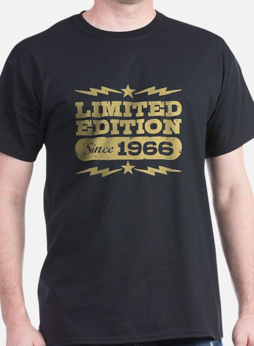 Limited Edition Since 1966 T-Shirt