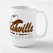 Nashville Music City USA-02 Mugs