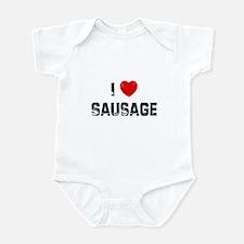 I * Sausage Infant Bodysuit