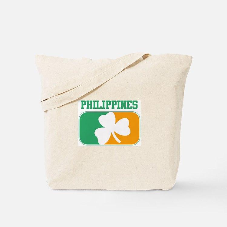 PHILIPPINES irish Tote Bag
