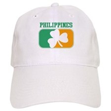 PHILIPPINES irish Baseball Cap