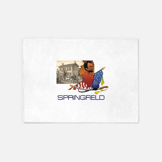 ABH Springfield 5'x7'Area Rug