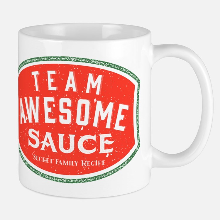 Cute Team awesome Mug