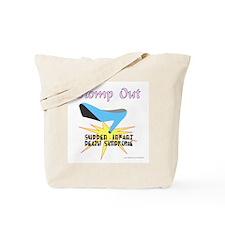 SUDDEN INFANT DEATH SYNDROME AWARENESS Tote Bag