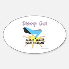 SUDDEN INFANT DEATH SYNDROME AWARENESS Decal