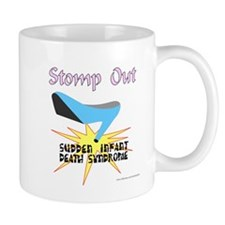 SUDDEN INFANT DEATH SYNDROME AWARENESS Mug