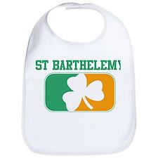 ST BARTHELEMY irish Bib