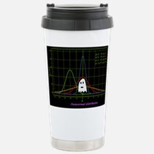 Cute Ghost Travel Mug