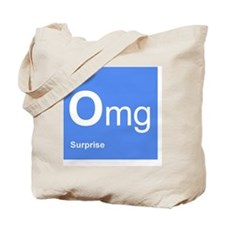 Omg element Tote Bag