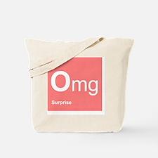 Cute Element surprise Tote Bag
