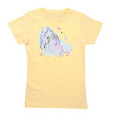 Unique Heart horses Girl's Tee