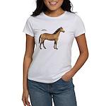 American Quarter Horse (Front) Women's T-Shirt