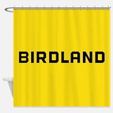 Birdland Shower Curtain