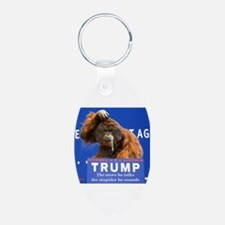 Funny Campaign Keychains