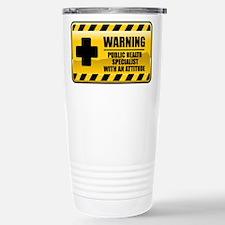 Cool Health warnings Travel Mug