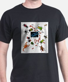 Funny Bugs T-Shirt