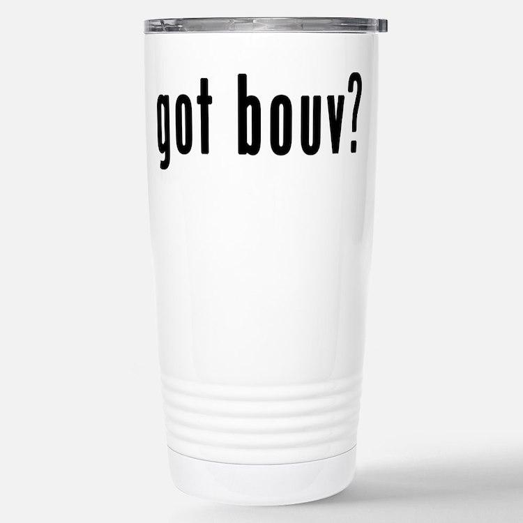 Cute Bouv Travel Mug