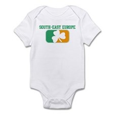 SOUTH-EAST EUROPE irish Infant Bodysuit