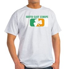 SOUTH-EAST EUROPE irish T-Shirt