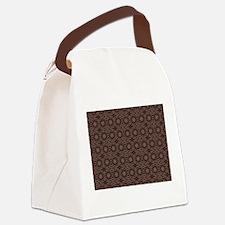 Cute Galore Canvas Lunch Bag