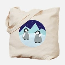 Cute Winters Tote Bag