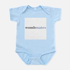 Cute Wombmates Infant Bodysuit