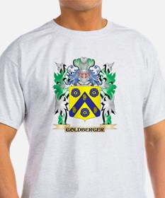 Goldberger Coat of Arms (Family Crest) T-Shirt