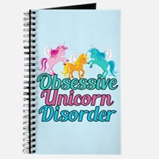 Cute Unicorn Pretty Journal