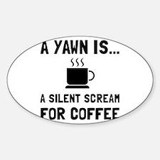 Unique Caffeine Decal