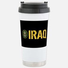 U.S. Army: Iraq Stainless Steel Travel Mug