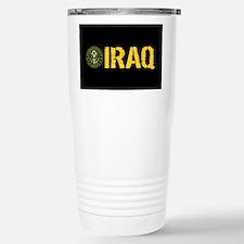 U.S. Army: Iraq Travel Mug