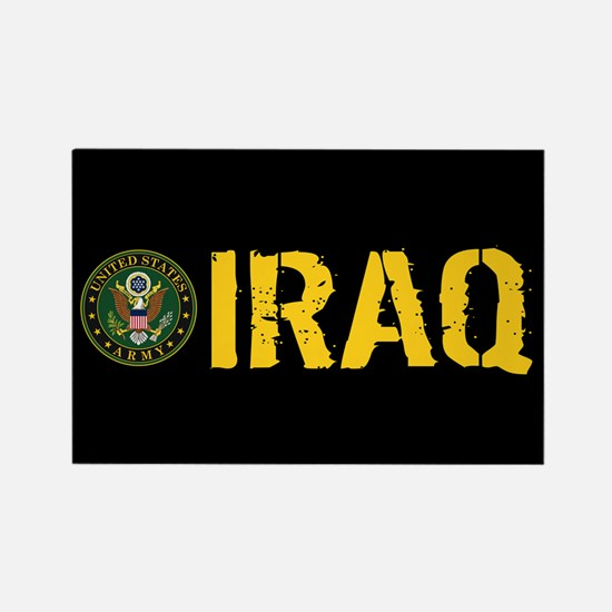 U.S. Army: Iraq Rectangle Magnet (10 pack)