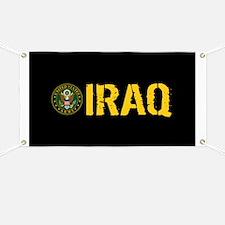 U.S. Army: Iraq Banner