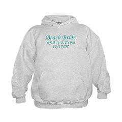 CUSTOM - Beach Bride Hoodie