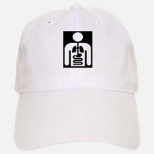 Internal Medicine Icon Baseball Baseball Cap