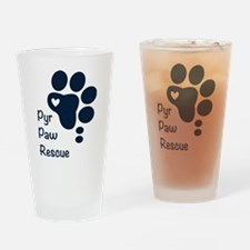 Cute Pyrs Drinking Glass